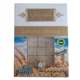 Siyez Buğdaylı Çekme Helva...